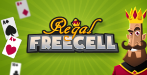 Speel gratis Regal Freecell